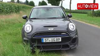 Download 2017 MINI F56 JCW Pure Sound - Test Klappenanlage von Maxi-Tuner [HEXAGON] Full-HD Video