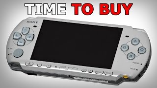 Download Time to buy: Sony PSP Video