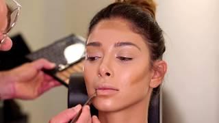 Download Nude glowy makeup - Fady Kataya / مكياج ترابي - فادي قطايا Video