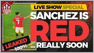 Download DONE! Alexis SANCHEZ IS MANCHESTER UNITED's NUMBER 7! Video