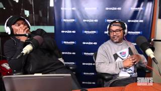Download Mad Skillz Kicks a Freestyle on Sway in the Morning Video