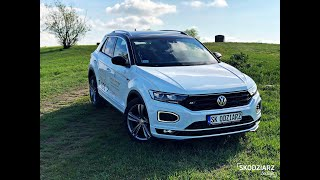 Download Volkswagen T-roc R-line 2019 1.5 TSI 150KM DSG PL TEST Carolewski Video