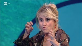 Download Luciana Littizzetto e il bacio di Ilary Blasi a Daniele Bossari - Che tempo che fa 10/12/2017 Video