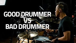 Download How To Tell A Good Drummer From A Bad Drummer Video