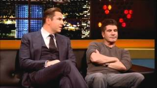 Download Simon Cowell & David Walliams On The Jonathan Ross Show 24.3.2012 Video