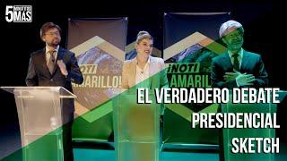 Download El Verdadero Debate Presidencial | Sketch Video