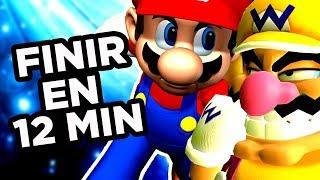 Download FINIR SUPER MARIO 64 DS EN 12 MINUTES (feat. Farod) [Laupok Speed Comment] Video