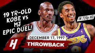 Download The Game Kobe Bryant SHOWED OFF vs Michael Jordan, EPIC Duel Highlights 1997.12.17 - MJ is IMPRESSED Video
