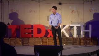 Download How to stop your thoughts from controlling your life | Albert Hobohm | TEDxKTH Video