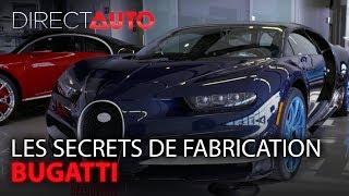 Download Découverte : les secrets de fabrication des Bugatti Video