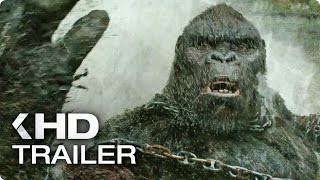 Download Kong: Skull Island ALL Trailer & TV Spots (2017) Video