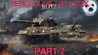 Download Wotb: Replays Of The Week | Part 2 Video