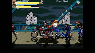 Download OpenBoR games: Streets of Rage Russia (2018) playthrough - ALL ROUTES Video