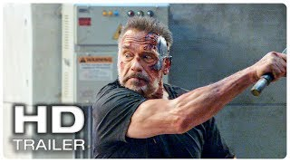 Download TERMINATOR 6 DARK FATE Trailer #2 Official (NEW 2019) Arnold Schwarzenegger Movie HD Video