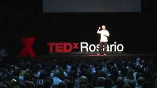 Download La ciencia escondida en los Simpsons: Claudio Sanchez at TEDxRosario Video