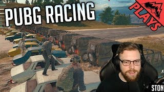 Download PUBG RACING - PlayerUnknown's Battlegrounds Gameplay #114 (Custom Server - Vehicles Only) Video