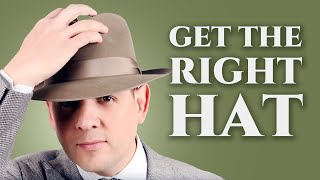 Download How to Get The Right Hat for Your Face Shape & Body Type - Fedora, Panama Hats, & Felt Hats For Men Video