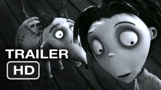 Download Frankenweenie Official Trailer #2 (2012) Tim Burton Movie HD Video