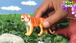 Download Learn Wild Animals Names & Sounds for Children | Play Doh Wild Animals Names for Kids Video