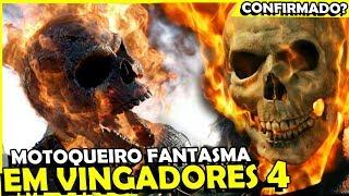 Download Motoqueiro Fanstasma VAI ESTAR em Vingadores 4? #Teorias Video