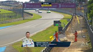 Download 2018 24 Hours of Le Mans - Jump onboard with BMW M8 during Free Practice Video