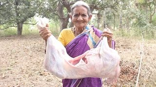 Download Grandma's special full lamb curry in village style || myna street food Video