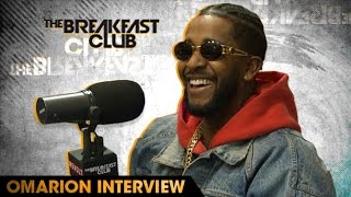 Download Omarion Discusses Success As A Solo Artist, New Music & More Video