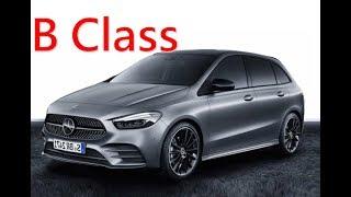 Download Mercedes-Benz B-Class 全新第三代 正式登場 奔驰 Video