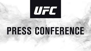 Download UFC 236: Seasonal Press Conference Video
