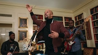 Download Common At The White House: NPR Music Tiny Desk Concert Video