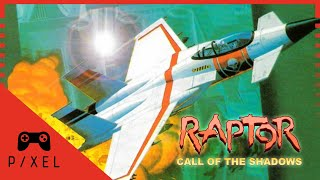 Download Play Time :: RAPTOR Call of the Shadows [1994, MS-DOS] | It's a Pixel THING PLAYS! Video