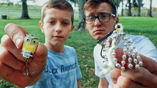 Download Walmart Lure Making Challenge! Video