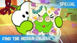 Download Find the Hidden Object Ep.22 - Om Nom Stories: Scrapbooking Video