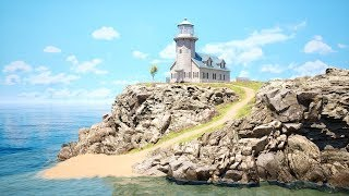 Download Lighthouse [ Speed Level Design / Unreal Engine 4 / Free Download ] Video