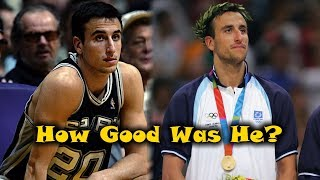 Download How GOOD Was Manu Ginobili Actually? Video