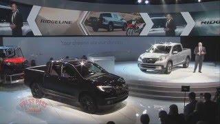 Download 2016 Detroit Auto Show - Honda Press Conference Video