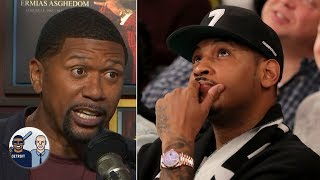 Download Jalen Rose is rooting for the NBA to 'free Melo' | Jalen & Jacoby Video
