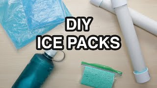 Download DIY Ice Pack 4 Ways Video
