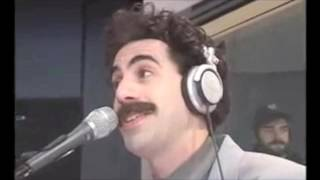 Download Borat & Patrice O'Neal on O&A (Full Interview w/Video) Video
