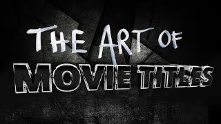 Download Cinematic Text Effects Video