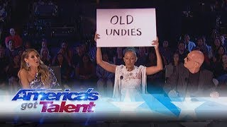 Download Join Us For A Round Of Buzzer Buddies With The AGT Judges - America's Got Talent 2017 Video