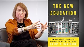 Download Cathy N. Davidson: How to Revolutionize the University Video