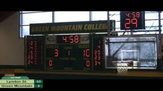Download Lyndon vs. Green Mountain Women's Basketball Video