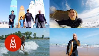 Download Hang Ten With These Five Surfing Stories Video