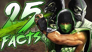Download 25 Facts About Reptile From Mortal Kombat That You Probably Didn't Know! (Khameleon + Chameleon) Video