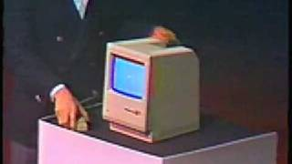 Download The Lost 1984 Video: young Steve Jobs introduces the Macintosh Video