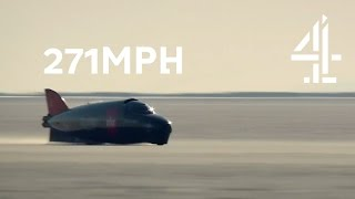 Download Speed Wobbles at 271mph on Bonneville Salt Flats, Utah   Speed with Guy Martin Video