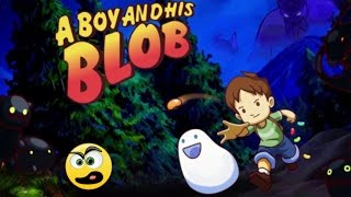 Download A Boy and His Blob PC Gameplay - Com Comentários PT-BR Video