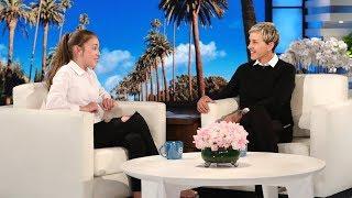 Download 12-Year-Old Irish Busker Brings Her Amazing Talents to Ellen Video