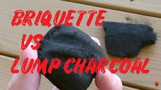 Download Briquette vs Lump Charcoal - BBQ 101 - Big W BBQ Video